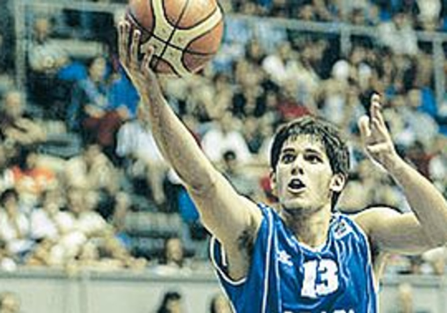 Omri Casspi on the Israel national team
