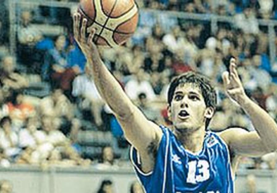 Omri Casspi on the Israel national team