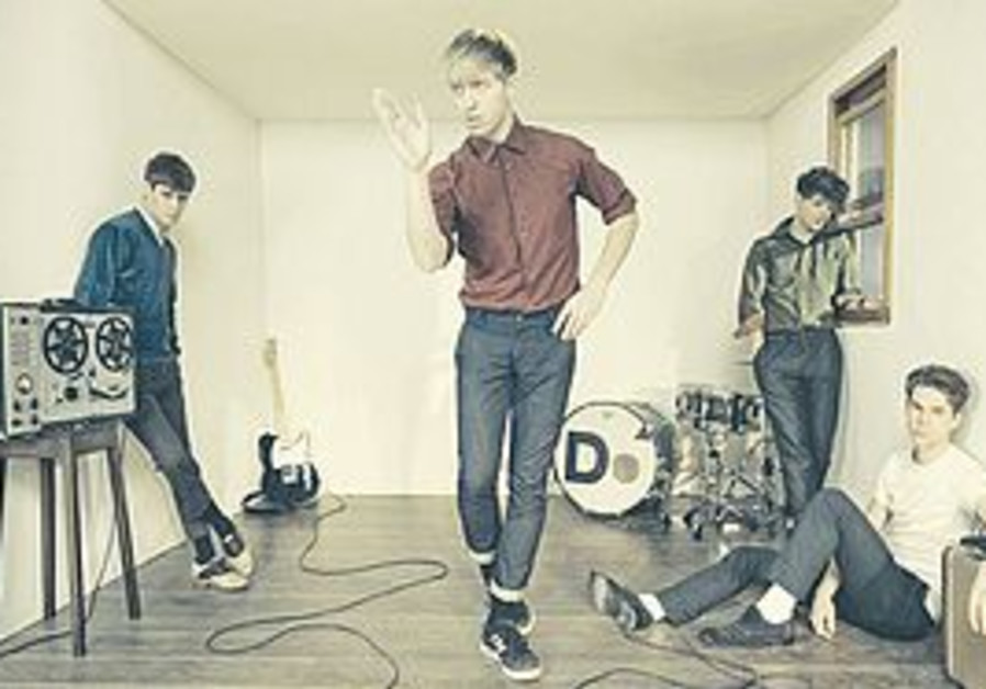 The Drums will perform in Israel on August 31