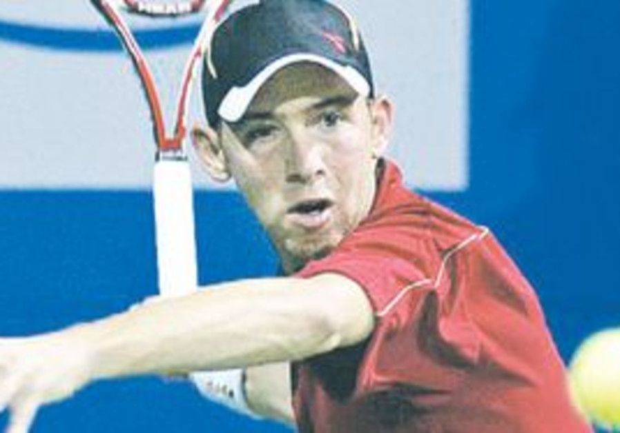 DUDI SELA hopes to regain some momentum as the North American hard-court season heats up. The 25-yea