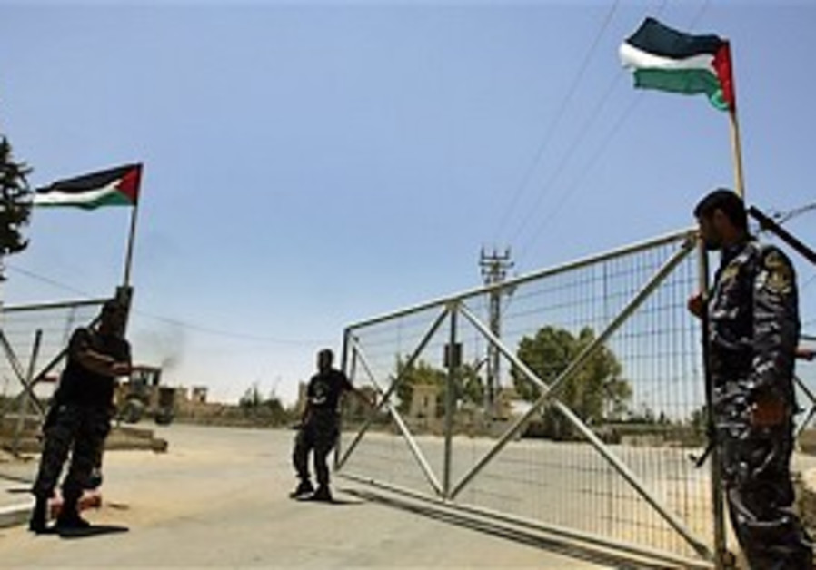 'Israel on collision course with Hamas'