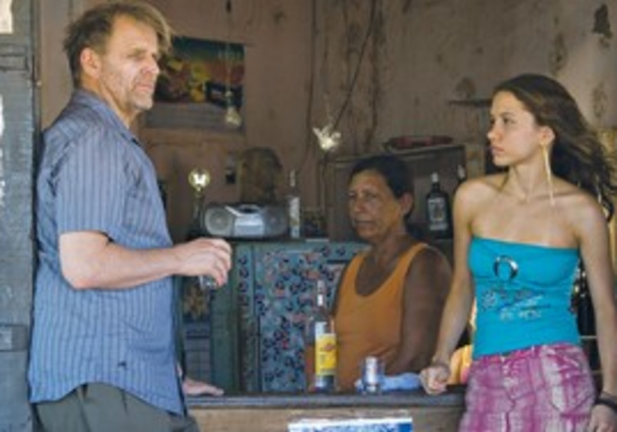 FESTIVAL OPENER 'Blue Eyes' shows Brazil through the eyes of a foreigner, an approach that artistic
