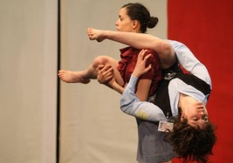 Dana Ruttenberg's choreography.