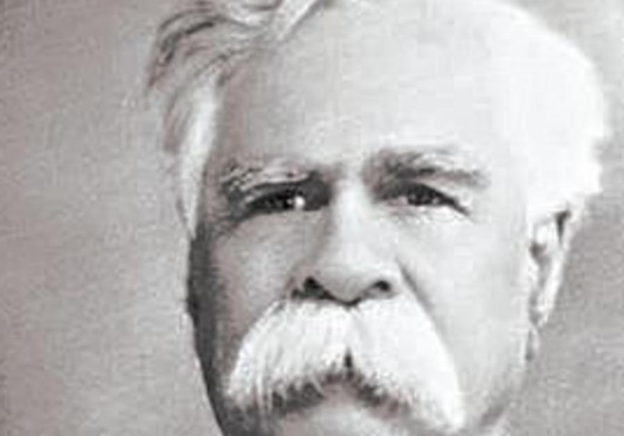 William Cooper of the Yorta Yorta tribe