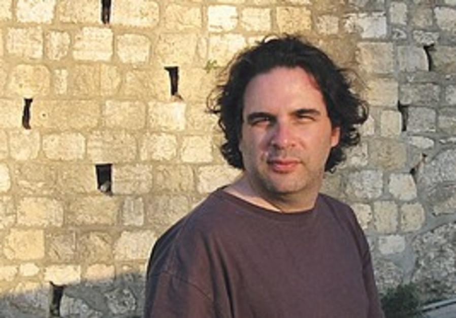 Jazz musician Ehran Elisha