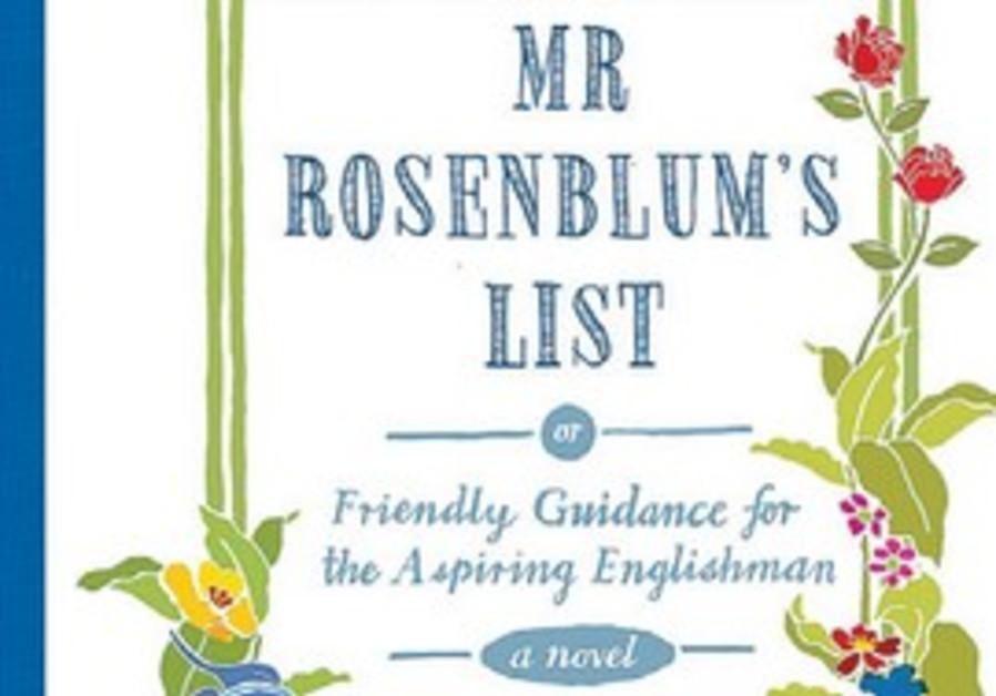 Mr. Rosenblum's List by Natasha Solomon