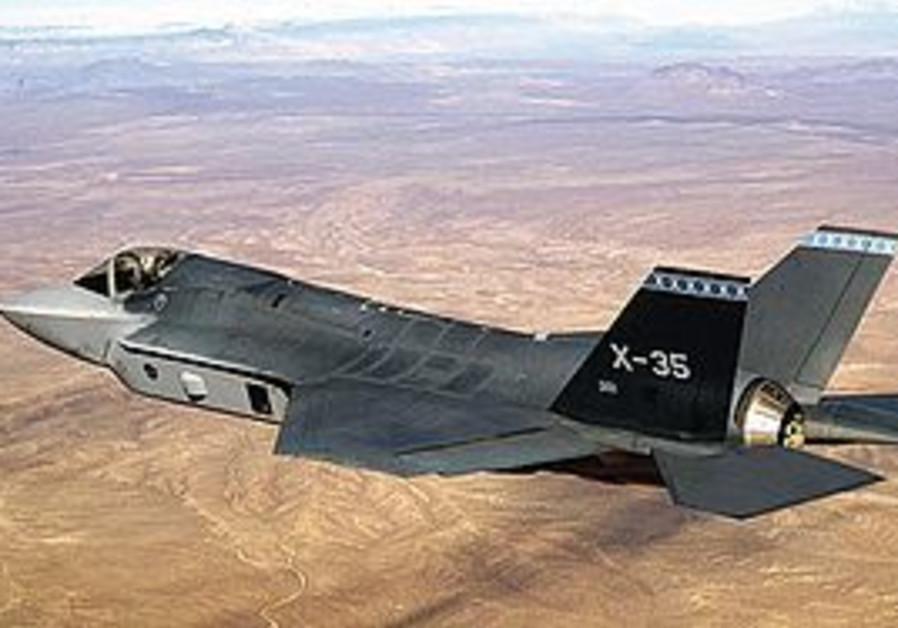 EACH F-35 Joint Strike Fighter will cost $140m.