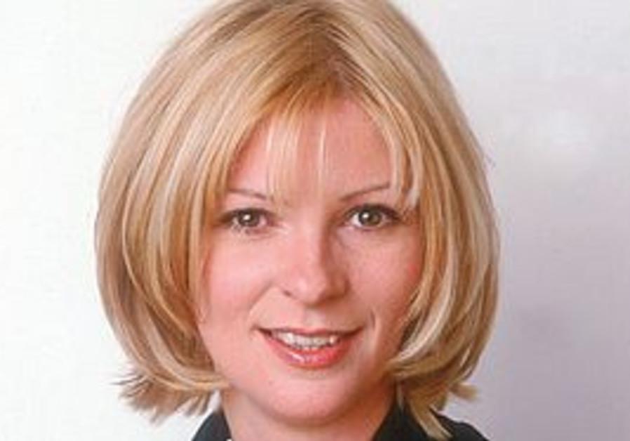 Tony Blair's sister-in-law Lauren Booth