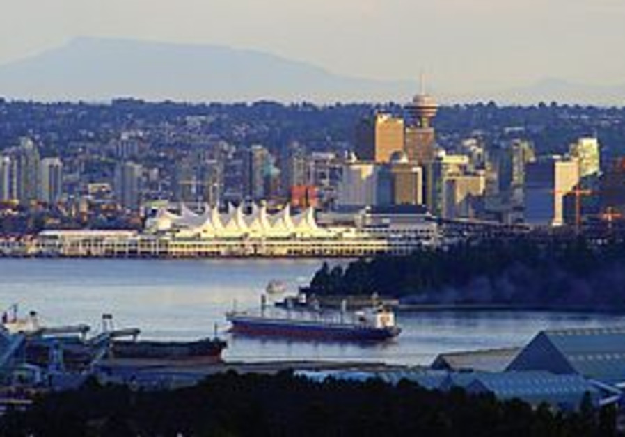 JEWISH TOURISTS can rest assured that there is just as much to see and do within Vancouver's vibrant