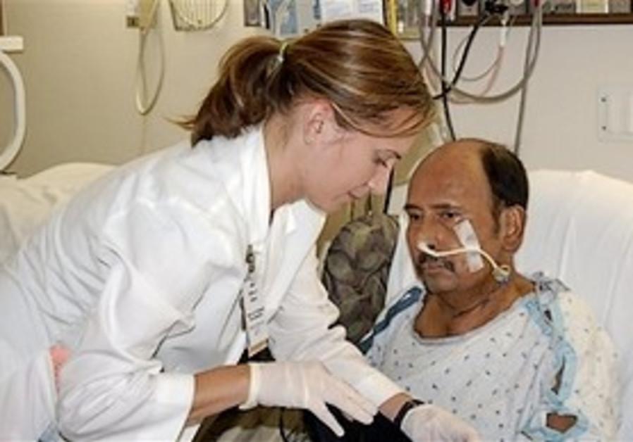 A new medical profession – nursing assistants