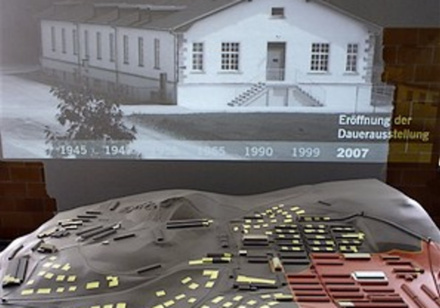Concentration camp museum opens