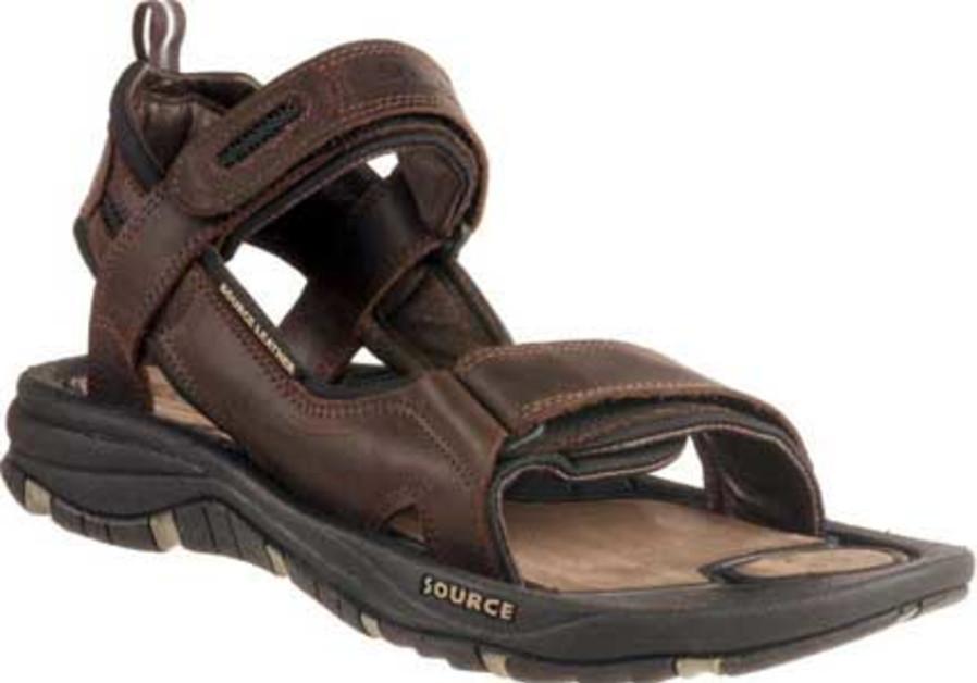 5d804e554 High-Tech Israeli Sandals: perfect urban & country footwear ...