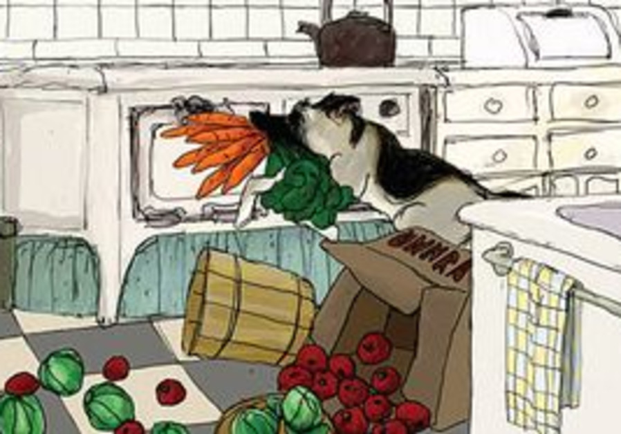 MY DOG TULIP, animated by Paul and Sandra Fierlinger, is based on British author J.R Ackerley's tale