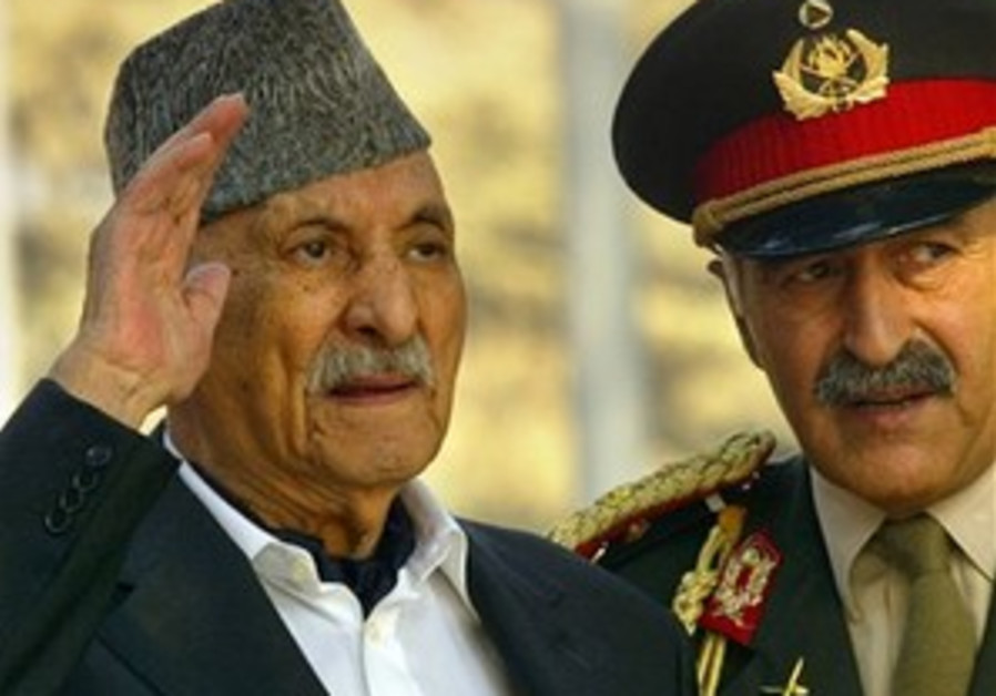 Mohammad Zahir Shah, last king of Afghanistan, dies at 92
