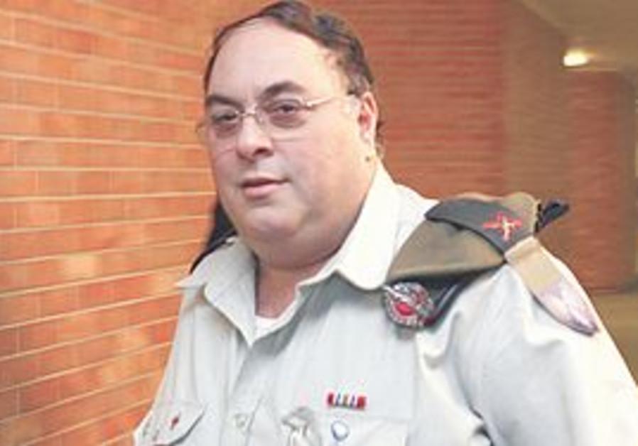 Former IDF spokesman Avi Benayahu