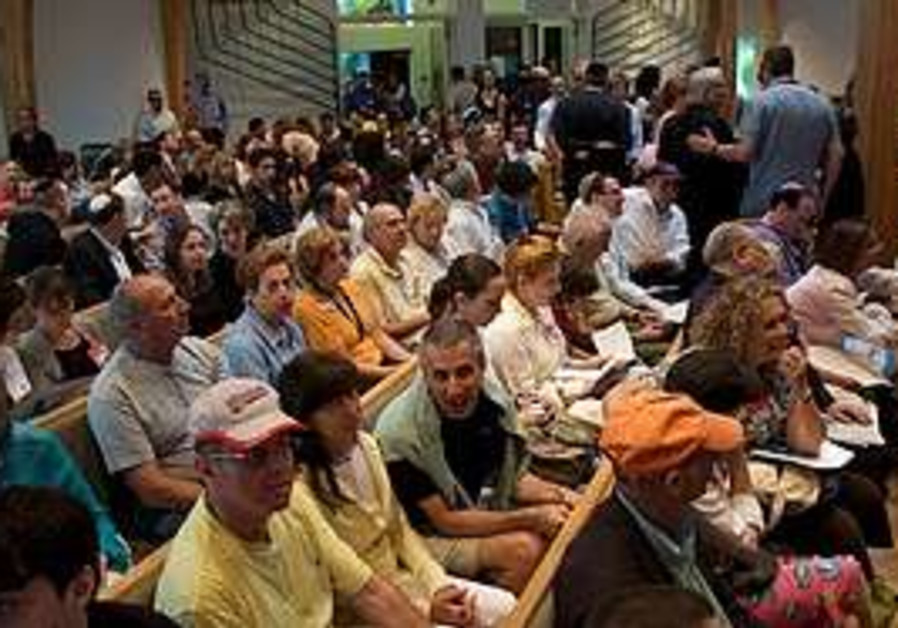 Last year's Limmud in the Hamptons