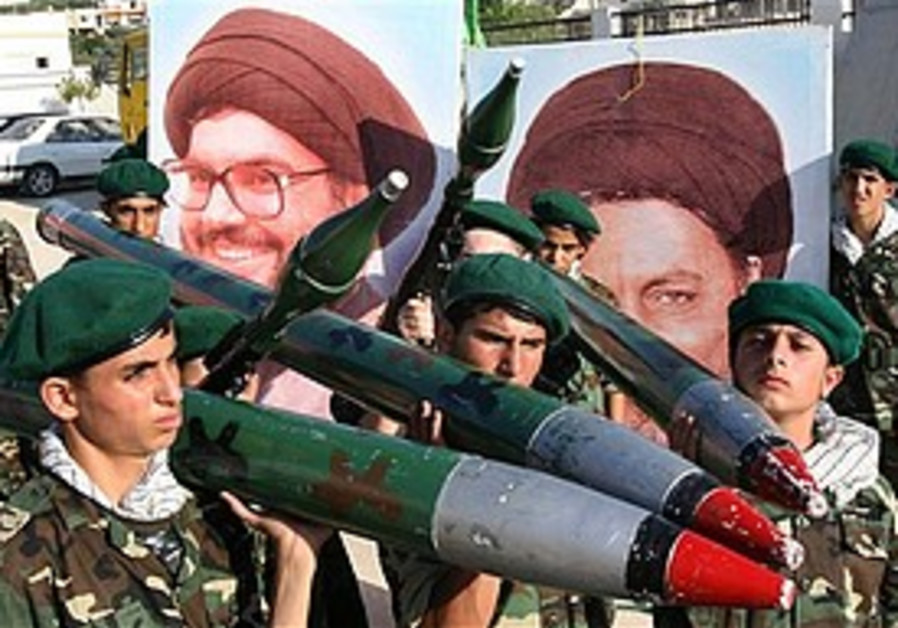Israeli-Arab Hizbullah agent arrested