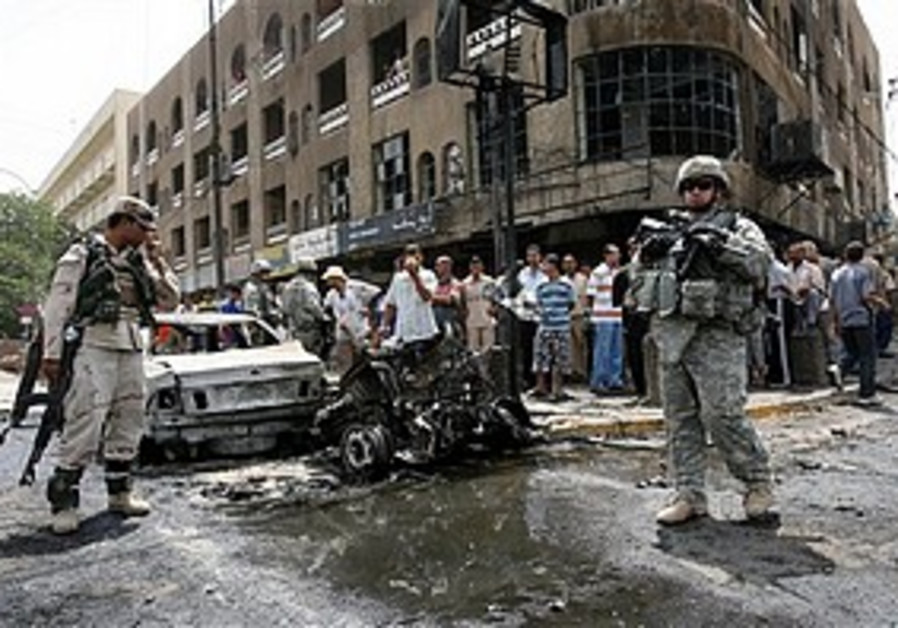 Mortar attack kills 12 in east Baghdad
