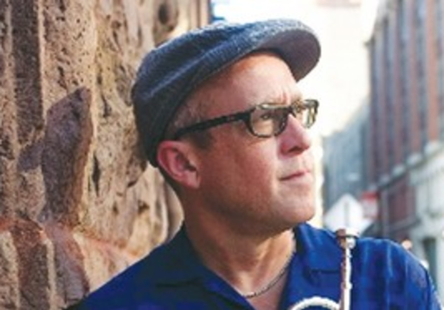 DAVE DOUGLAS: One of the most inventive trumpeters of his generation.