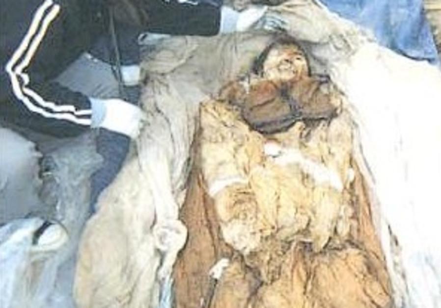 Korean mummy could be key to fighting hepatitis B