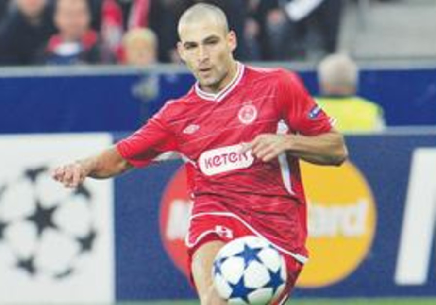 HAPOEL TEL AVIV did not start off the season on the right foot yesterday, as an injury to striker It