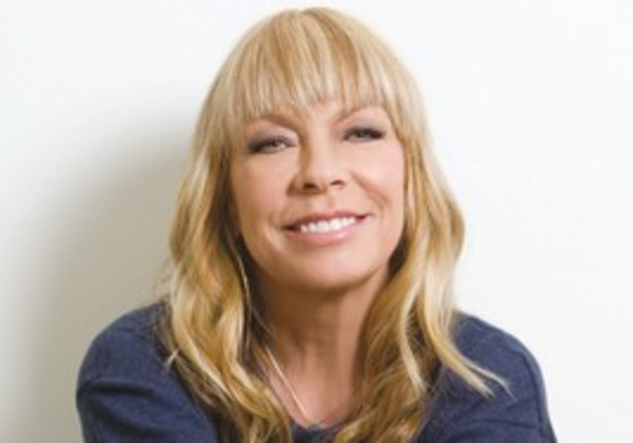 Musician Rickie Lee Jones.