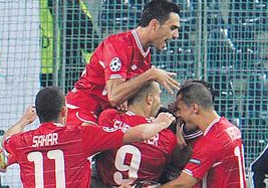 Hapoel Tel Aviv win