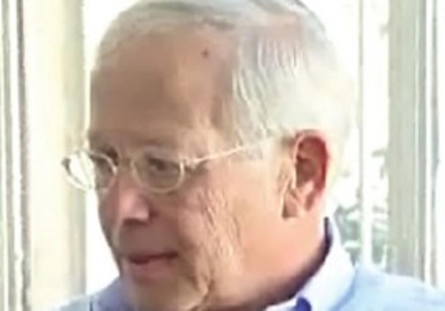 Former director-general of Keren Or Moshe RIps.