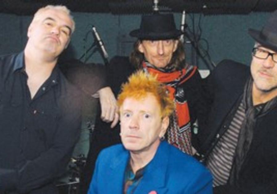 Punk Rock icon John Lyndon