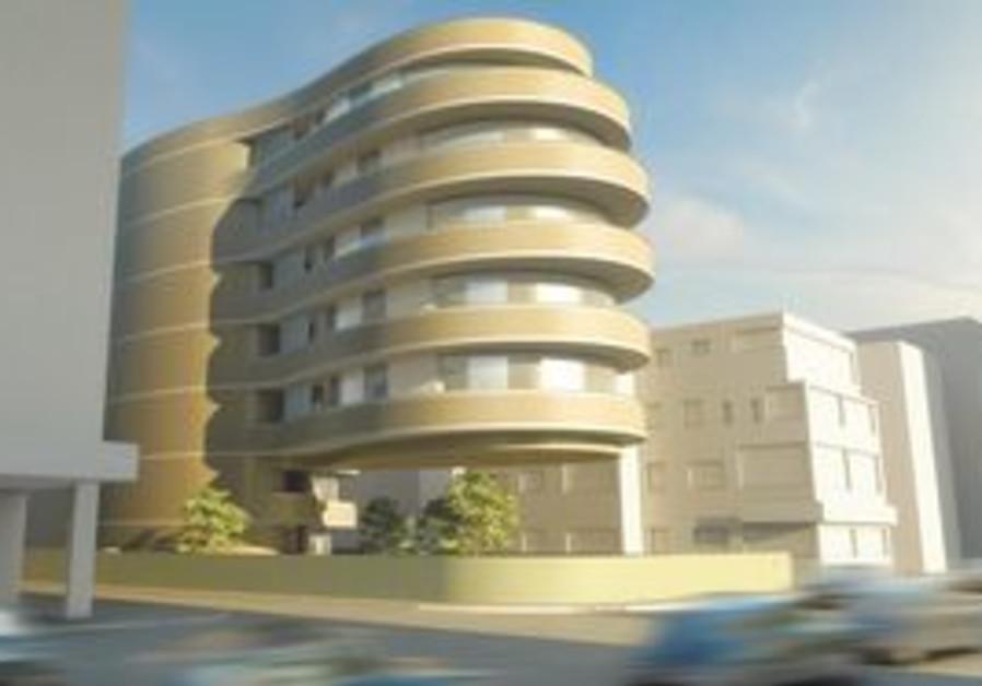 Tel Aviv Luxury Condominium