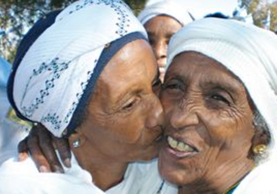 The Ethiopian Jewish community has traditionally been built on close-knit family ties.