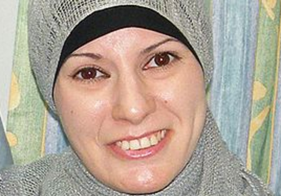 Rasha Abu Joama was formerly paralyzed in her face