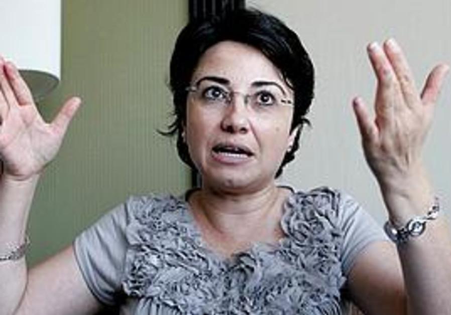 Balad MK Hanin Zoabi