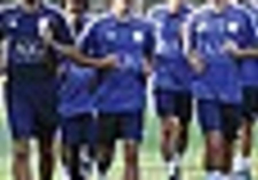 Israel begins its Euro 2012