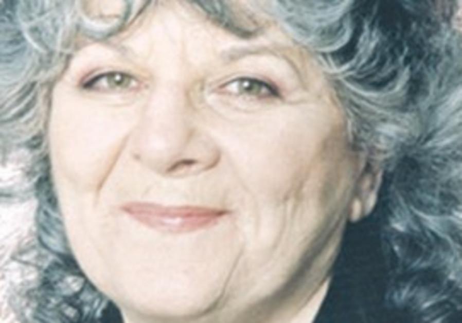 ADA YONATH, Nobel Prize winner in Che