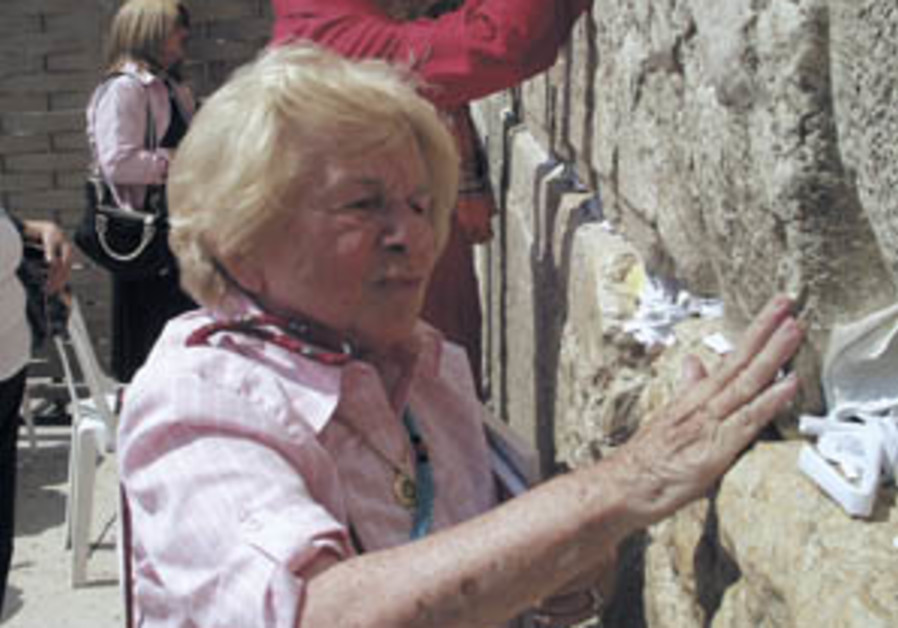 Dr. Ruth's Jewish, Beduin and Druse women of valor