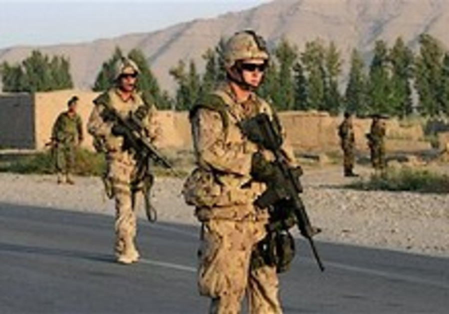 6 US soldiers killed, 8 wounded in Afghan battle