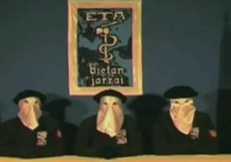 Basque separatist militant group