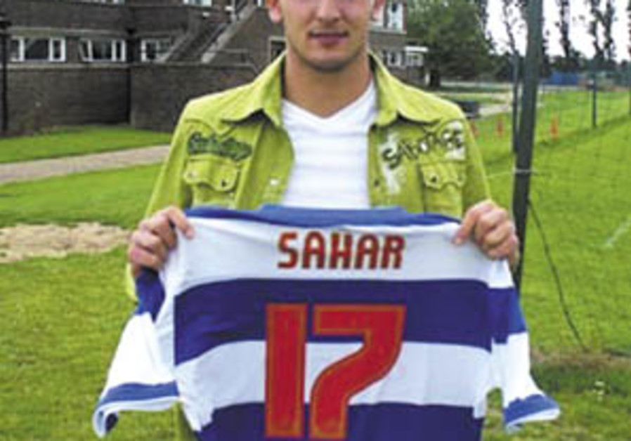 Ben Sahar makes debut for QPR