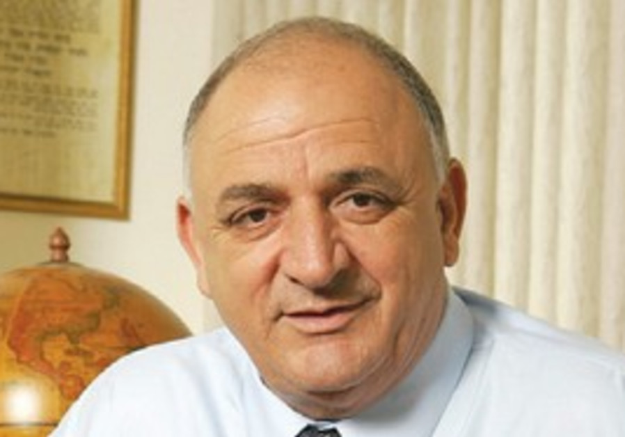 Yizhak Tshuva, Delek Group CEO