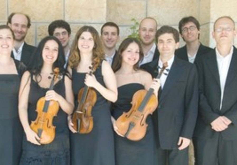 The Israeli Bach Soloists