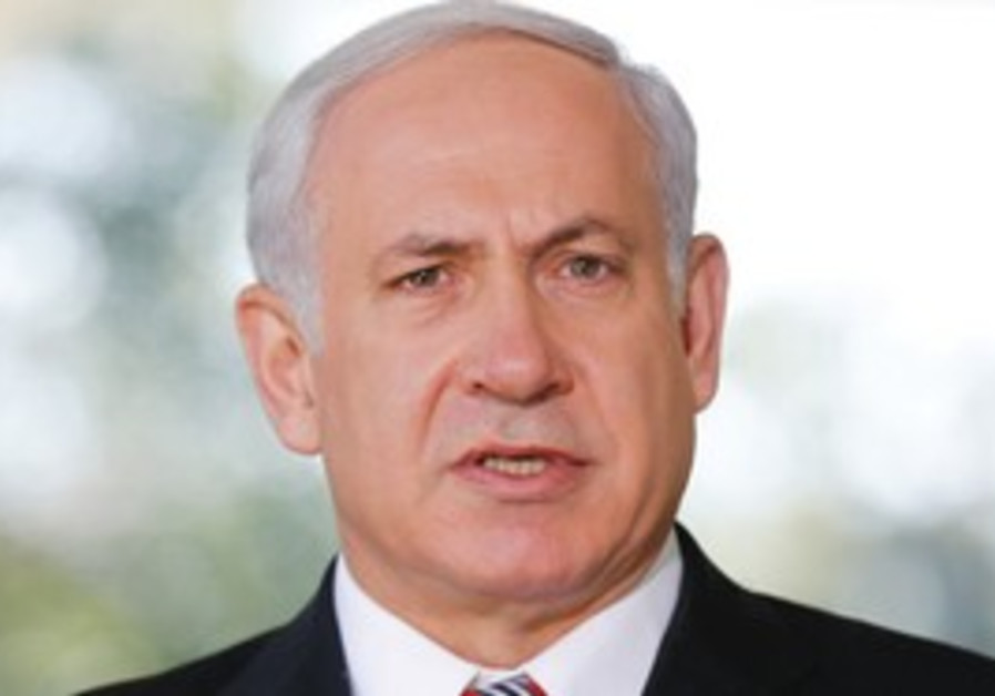 SPEECH THERAPY. Pundits could not cast Netanyahu a