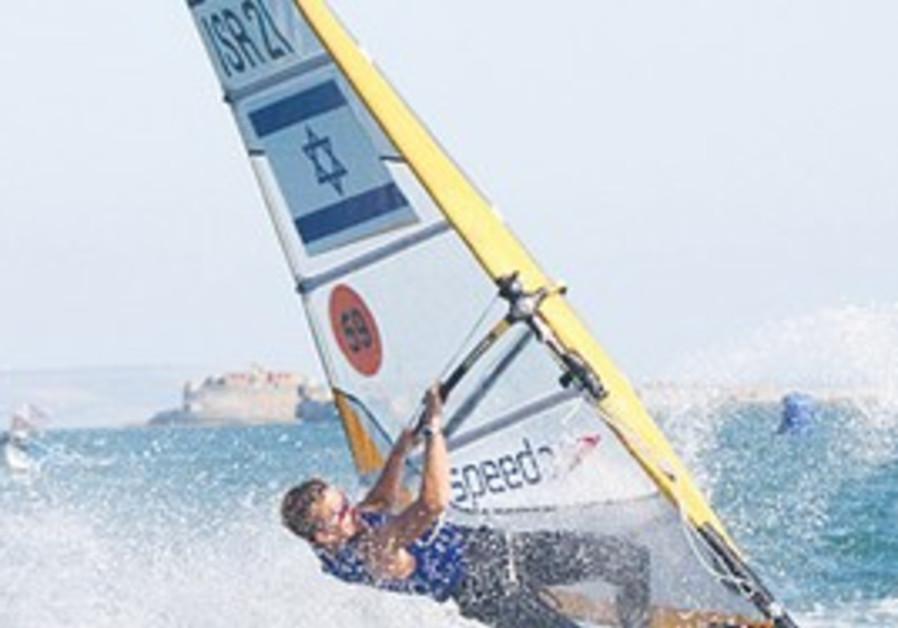 NIMROD MASHIAH won his second straight medal at th