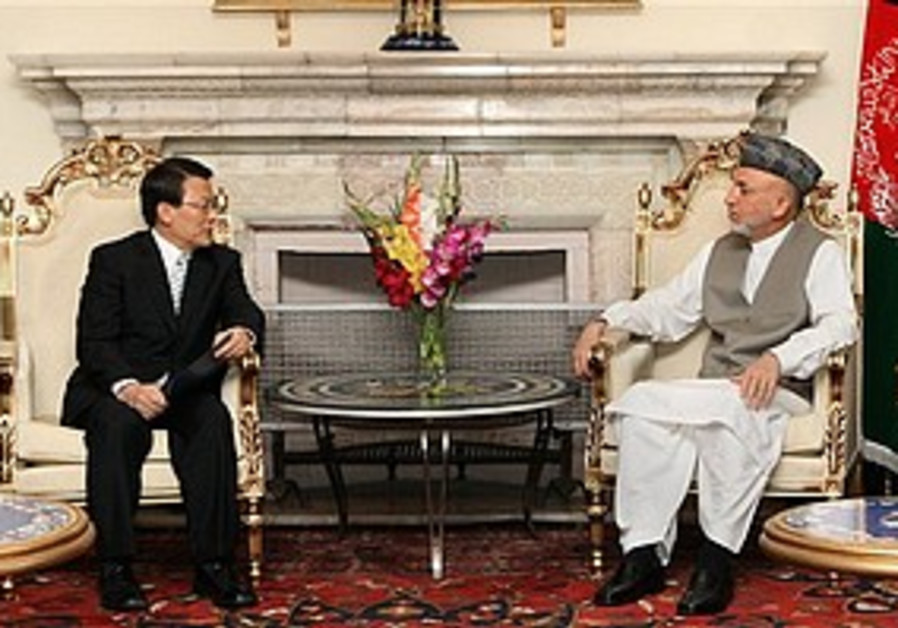 Afghan president: Kidnappings of S. Koreans un-Islamic
