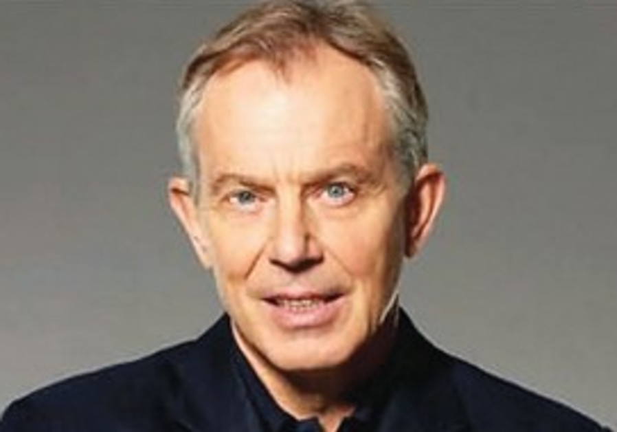 Tony Blair and his memoir 'A Journey'