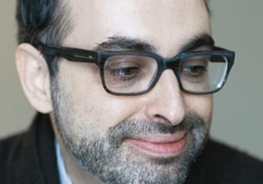 Russian-Jewish-American author Gary Shteyngart.