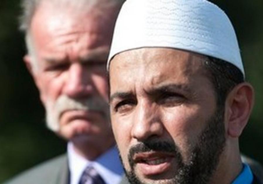 Imam Muhammad Musri of the Islamic Society of Cent