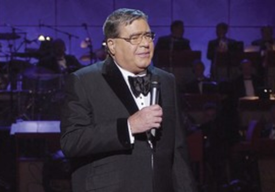 FEELING NUTTY: Jerry Lewis is host of another tele