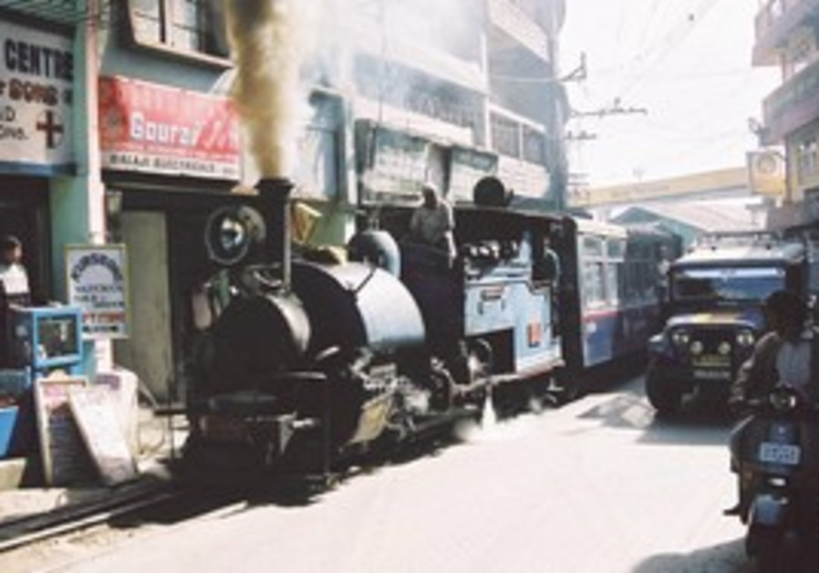 TOY TRAIN: The ride to Darjeeling remains one of I