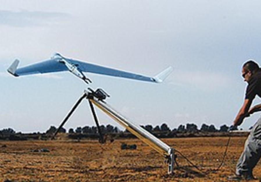 The Orbiter UAV
